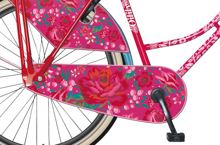 Oilily bicycle