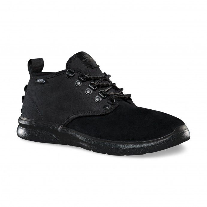 Vans Iso 2 MID Shoes (Outdoor) Black/charcoal