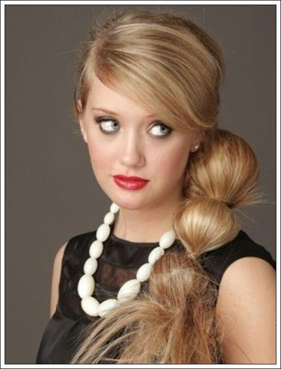 Worrying about leaving your long hair loose all day? Well, here's one easy hairstyle to flaunt a special look for any occasion.
