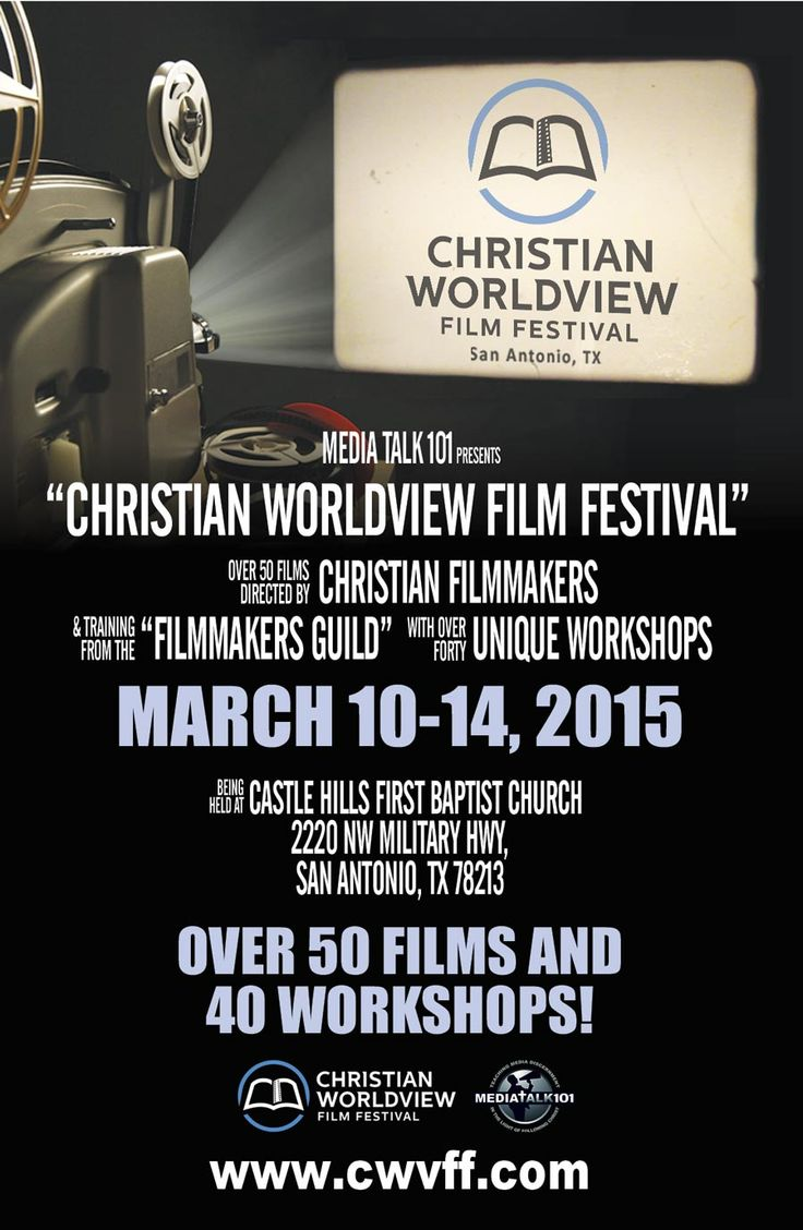 List of Christian Film Festivals From Around the World ...