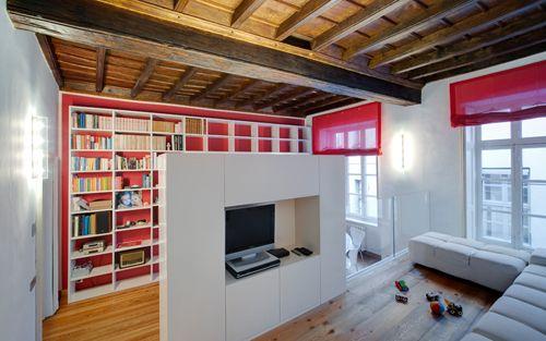 Pequeño Apartamento - design by Point Architecture