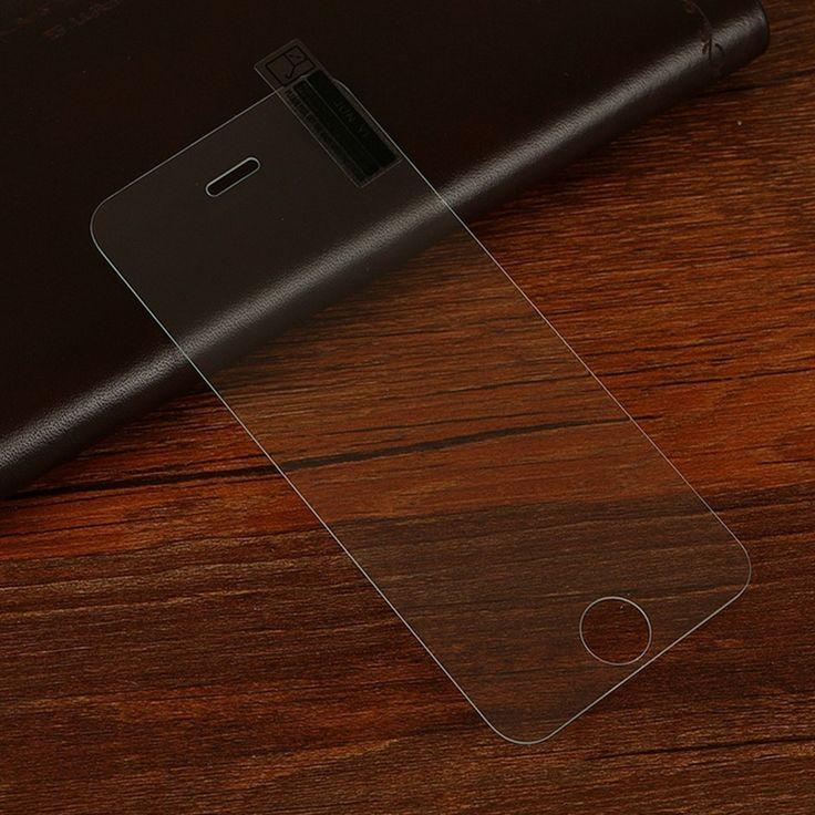 >> Click to Buy << KARRIBECA 2.5D 9H Arc tempered glass screen protector for iphone 5S SE 5 S C 5C display guard vidrio pantalla mica Pelicula #Affiliate