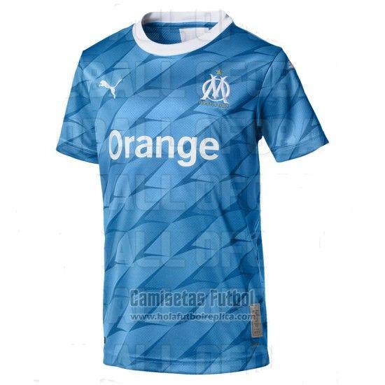 5be25750293 Camiseta Olympique Marsella Segunda 2019-2020   futbol replicas ...