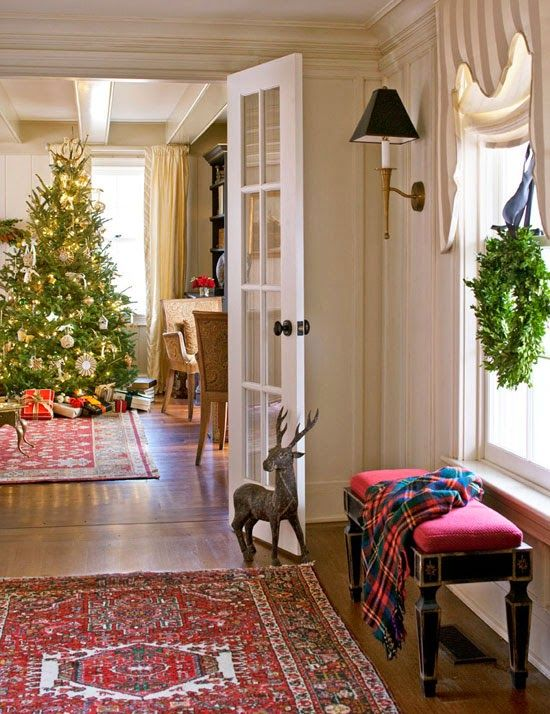 17 Best Ideas About Christmas Home Decorating On Pinterest
