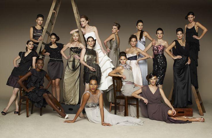 Episode 1 Photoshoot: Glamour Group Shot