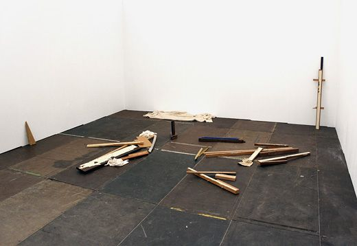 Susan Collis Frieze Installation. For all the things we thought we'd love forever, 2009