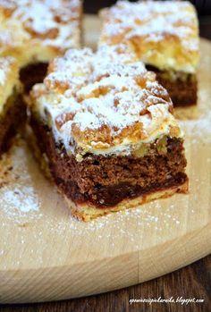 Bardzo smaczne ciasto, które dla wielu z Was, także i dla mnie, będzie po prostu Pleśniakiem :). Pleśniak to bardzo popularne ciasto, kt...