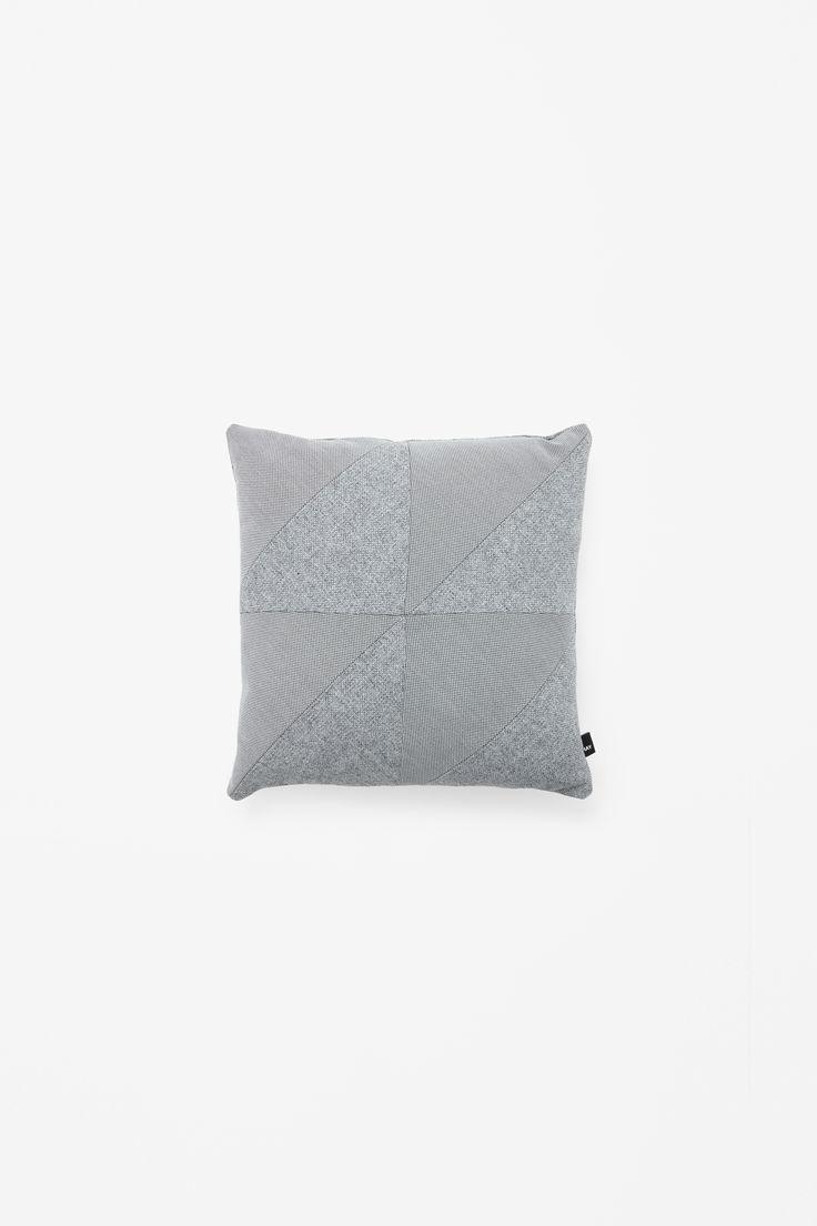 COS × HAY wishlist   Square contrast cushion