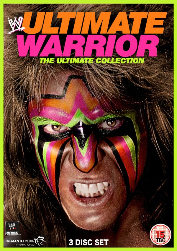 WWE Ultimate Warrior: The Ultimate Collection. I NEED TO GET THIS!!!