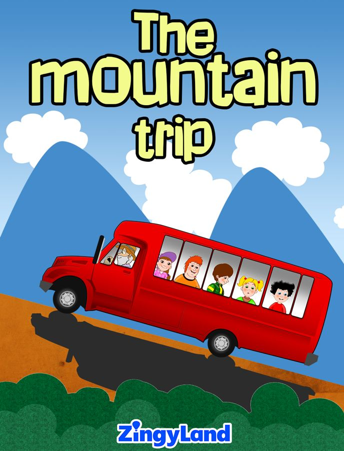 The mountain trip http://youtu.be/L8i7xUnOBcA