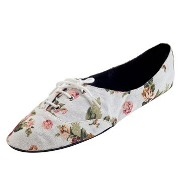 Just found out about this site, LOVE it.: Shoes, Floral Cream, Style, Foldable Floral, Amorous Foldable, Foldable Flat, Floral Shoe, Flats, Products