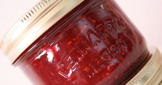 Raspberry Habanero Jam (Instead of Jalapeño Jam)  Made this a couple of days ago...turned out very good...had a great flavor, sweet with a heated after taste...will make again.
