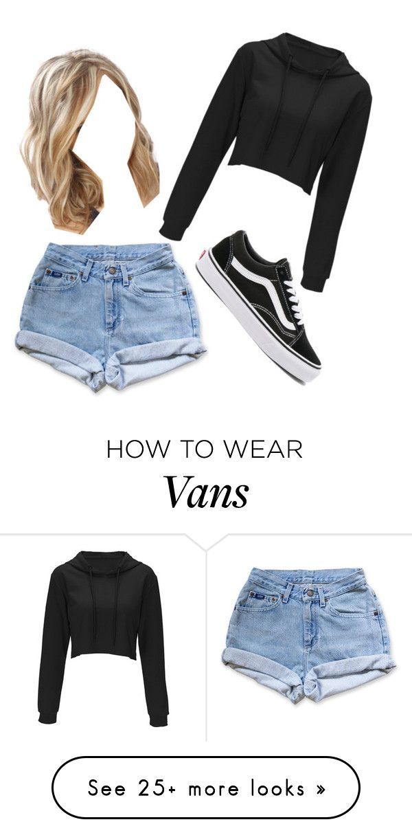 """Untitled #2175"" by i-am-a-fangirl-395 on Polyvore featuring Levi's and Vans"