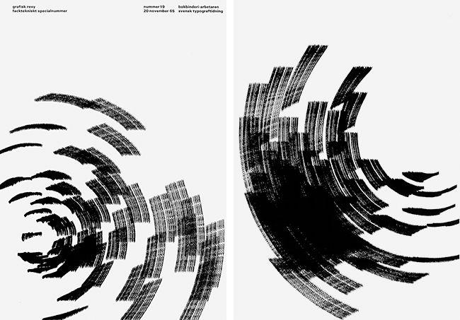 Helmut Schmid, cover series grafisk revy
