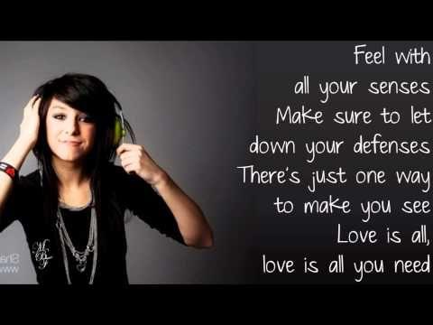 Christina Grimmie- Advice