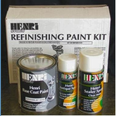 Henri Studio Refinishing Kit It Can Be Purchased At Www