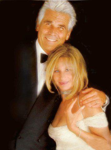 James Brolin And Barbra Streisand Wedding