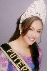 Puteri Indonesia 2001 - Angelina Sondakh