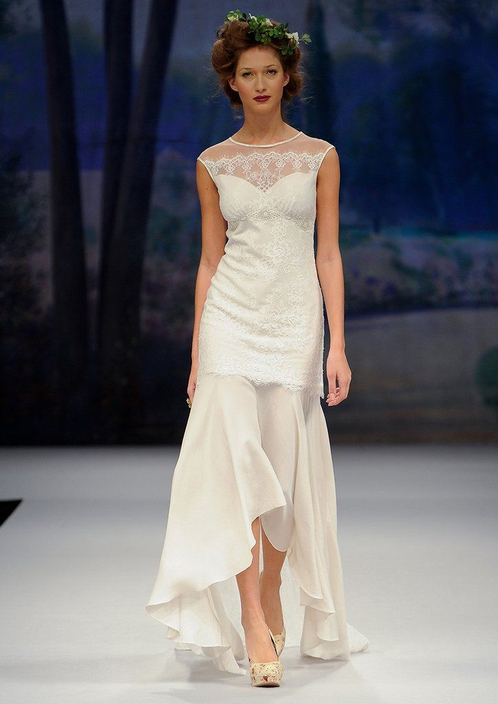 Sophie Wedding Dress For 600 During Claire Pettibone Flashback Sample Sale 2 Weeks Only