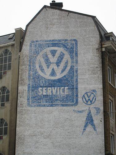 VW service (Rue des Bataves, Etterbeek -Belgique)