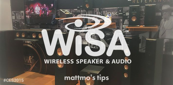 WiSA, a Game changer. At CES 2015, I was fortunate enough to hear the Klipsch's demo for their new WiSA Certified Reference Premiere WIRELESS Home Theater speakers (I know it's a mouthful).  And......