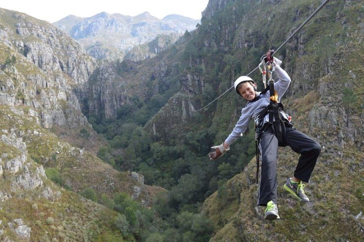 Canopy tours near Elgin, South Africa with Cape Canopy Tour. #dirtyboots #elgin #canopytour