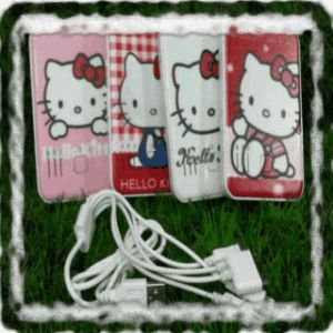 POWERBANK HELLO KITTY 5000 MAH - Pusat Grosir Product China - UNIK | HELLO KITTY | LAMPU | SENTER | DLL
