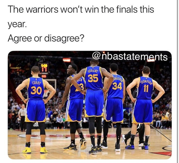 I dont think they will win it tho  #Nba #mvp #warriors #cavs #celtics #rockets #spurs #lebron #curry #kd #durant #kingjames #rookie #mj #kobe #playoffs #lakers #sixers #clippers #miamiheat #goat #dubnation #allincle #harden #westbrook #jharden13 #russ #kyrie #toronto #raptors