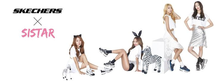 cool SISTAR heads to Singapore this July for opening of SKECHERS flagship store
