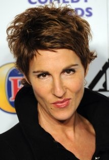 She is so COOL!  Tamsin Greig.