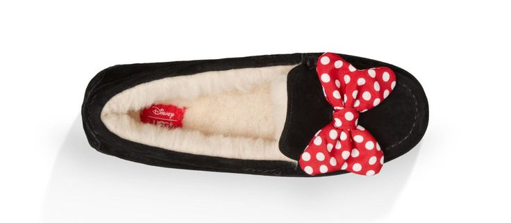 New Minnie Mouse slippers from UGG Australia