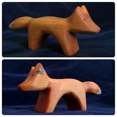b for Bjørn: Fox
