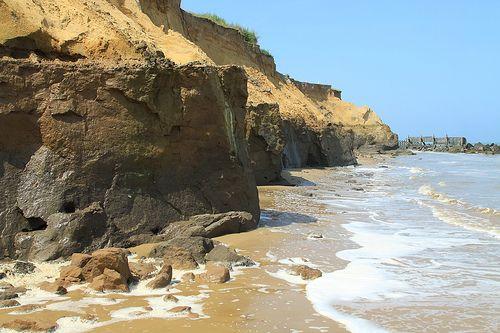 Coastal Erosion, Happisburgh, Norfolk
