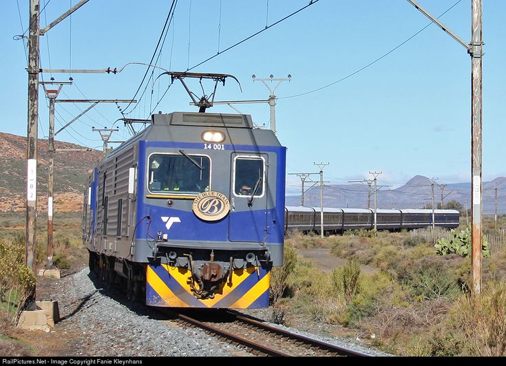 RailPictures.Net Photo: 14001 Transnet Freight Rail 14E Electric at Western Cape, South Africa by Fanie Kleynhans