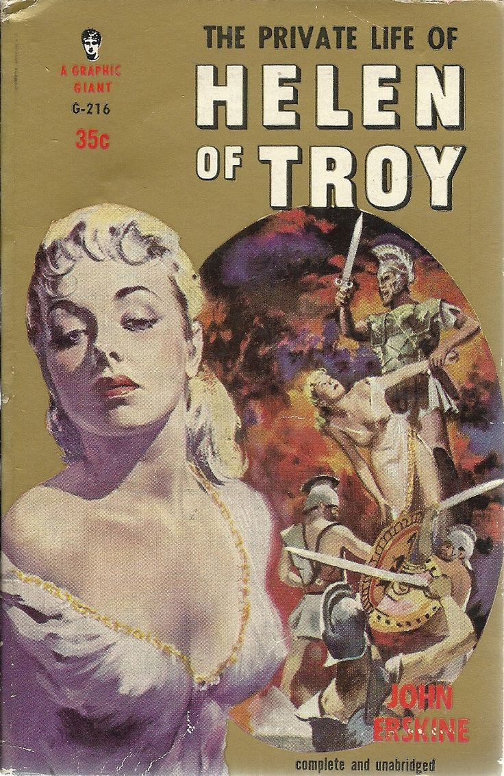 The Private Life of Helen of Troy  Vintage Paperback Books