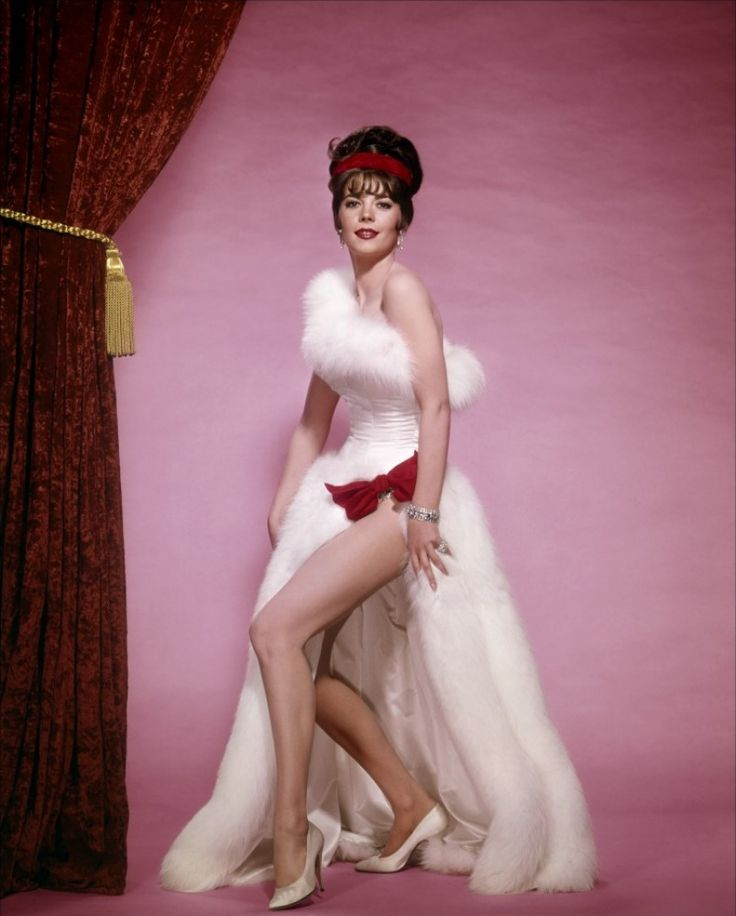 "Natalie Wood - ""Gypsy"" (1962) - Costume designers : Bill Gaskin, Orry Kelly & Howard Shoup"