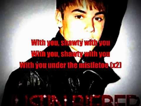 Mistletoe - Justin Bieber + Lyrics  Mistletoe - Justin Bieber + Lyrics  Mistletoe - Justin Bieber + Lyrics