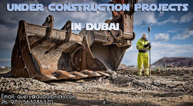 #UnderConstruction #RealEstate #Projects in #Dubai- www.dubaibricks.com/Project.aspx