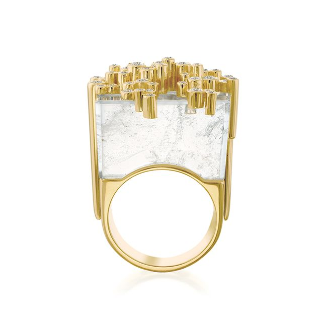 Lydia Courteille Jewellery Rainbow Warrior Collection: 199 Melhores Imagens Sobre High WHITE Jewellery No Pinterest