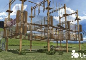 Summer activities in ski area | Unipark