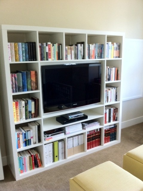 385 best images about ikea hacks on pinterest ikea billy for Ikea expedit wall shelf