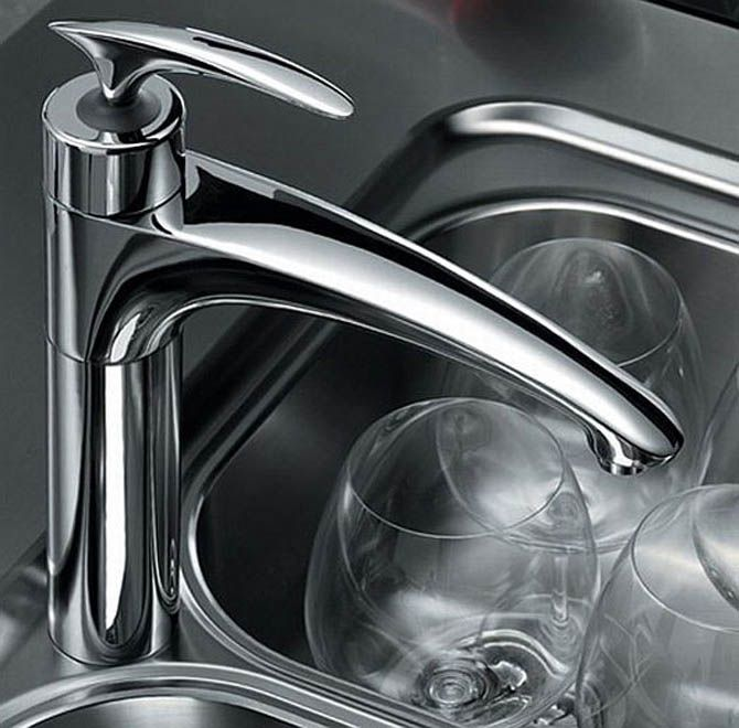 112 Best Images About Ultra Modern Kitchen Faucet Designs