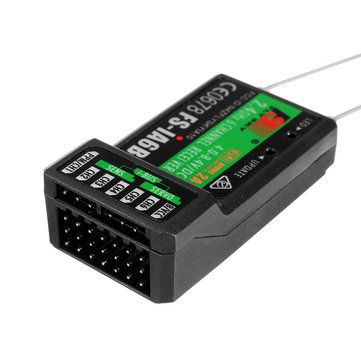 FlySky FS-i6 2.4G 6CH AFHDS RC Transmitter With FS-iA6B Receiver Sale - Banggood.com