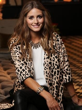 Olivia Palermo in Sydney / Pic: Toby Zerna Source: News Limited