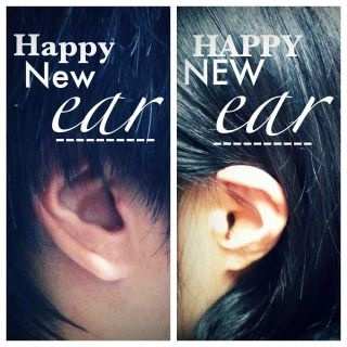 H.EAR.T : Happy New EAR 2012.   The Year 2012 Will Be Full of Good News!