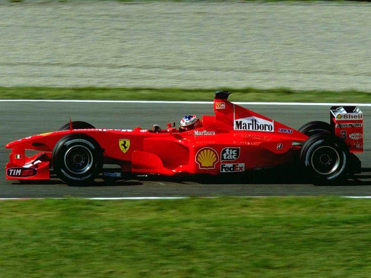 2000 Ferrari F1 2000 (Michael Schumacher)