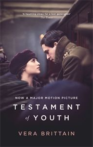 Testament of Youth, from book to film - by Rosie Alison, producer - Virago