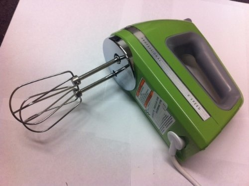 KITCHENAID HAND MIXER 9 SPEED DIGITAL KHM920ga khm9 green apple