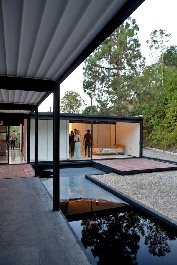 Pierre Koenig Case Study House