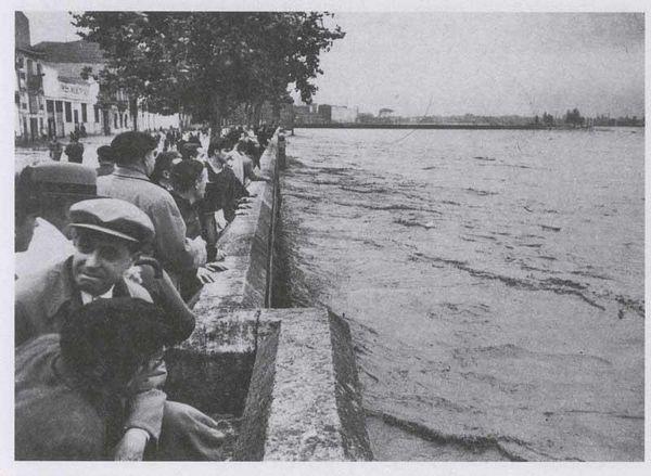 La Riada de Valencia 1957